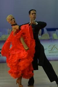 Emanuel Valeri & Tania Kehlet, Denmark